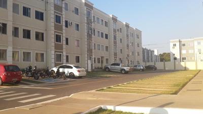 Apartamento Parque Chapada Horizonte Em Várzea Grande Venda Promoção 130mil - Ap0596