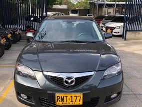 Mazda 3 2012 Sedan Gris Metropolitano Mec. Cil 1.598