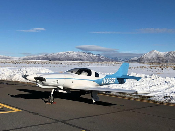 Avión Lancair 360