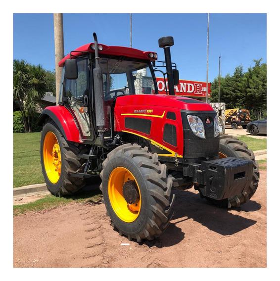 Tractor Roland H130 Turbo 4x4 130hp - Entrega Inmediata