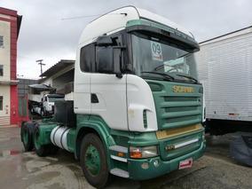 Scania R470 R 420 Highline Traçado 6x4 222.000km = R420 G420