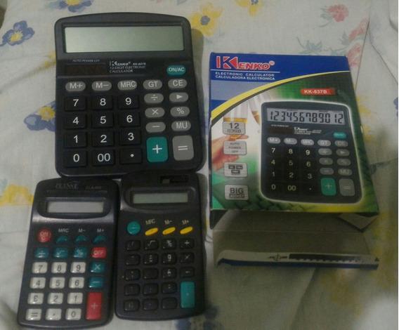 Três Calculadoras