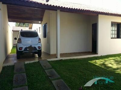 Lado Praia - Casa 2 Dormitórios - Jd. Guaraú - Peruíbe - Sp - Ca00324 - 32402578