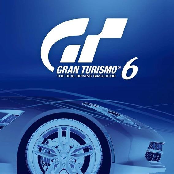 Gran Turismo 6 - Playstation 3 - Instale Já