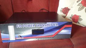 Transmissor Fm 300 Watts