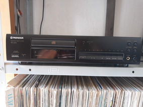 Cd Player Pioneer - Pd-204 - Impecável Zerooo
