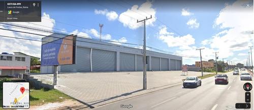 Loja Para Locação Em Lauro De Freitas, Portão - Ms1095_2-1051002