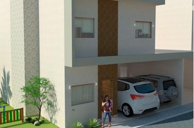 Casa Em Condomínio Para Venda No Reserva Real Em Montes Clar - Cas37
