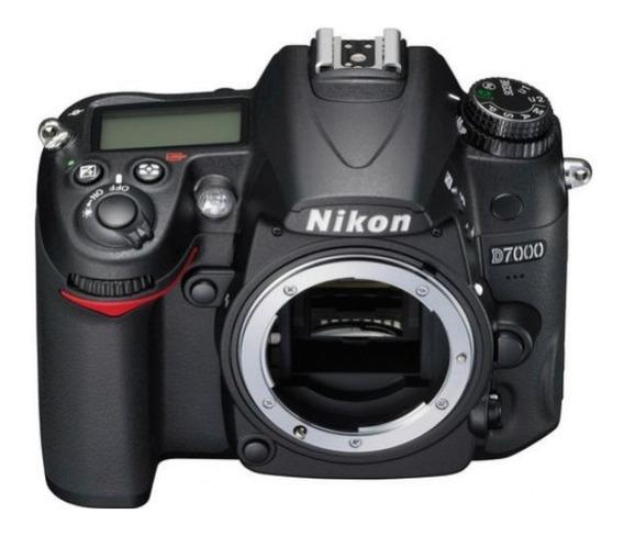 Corpo Nikkon D7000