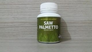 Saw Palmetto 500mg 60 Cápsulas