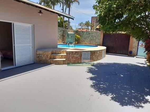 Casa Com 3 Dormitórios À Venda, 200 M² Por R$ 850.000,00 - Martim De Sá - Caraguatatuba/sp - Ca3214