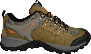 Zapatillas Trekking-outdoor Pampa Gris-naranja