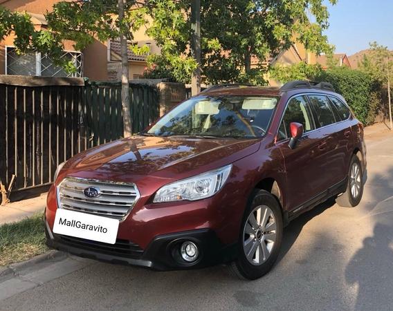 Subaru Outback 2.5 Cvt Xs Awd 2017