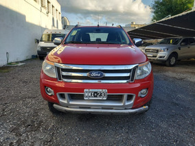 Ford Ranger 3.2 Cd 4x4 Limited At Rojo 2013 197.000 Km Roas