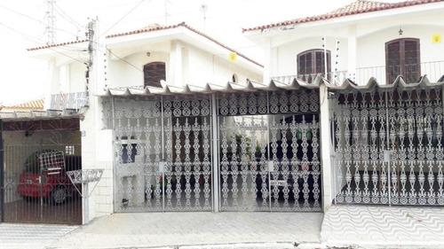 Sobrado Com 3 Dormitórios À Venda, 182 M² Por R$ 550.000 - Vila Buenos Aires - São Paulo/sp - So6449