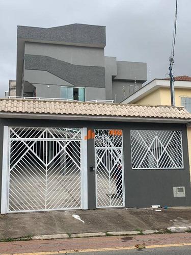 Imagem 1 de 18 de Oportunidade - Sobrado Em Condominio Fechado Com 100 M2 - Vila Carrão - So0043