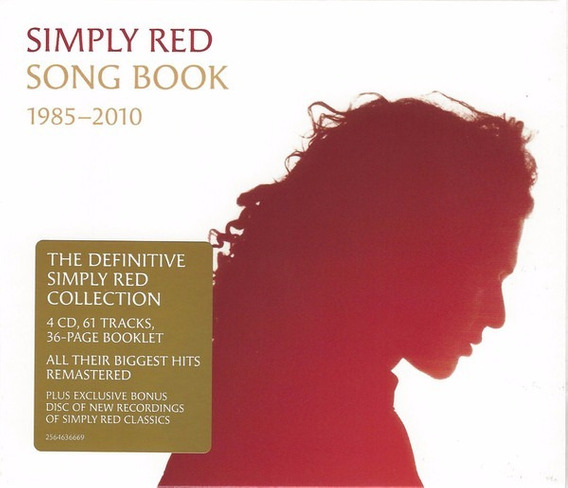 Simply Red - Song Boog 1985-2010 ( 4 Cds )