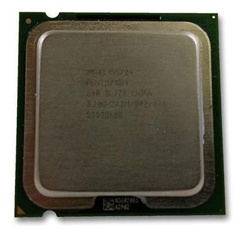 Processador Pentium 4 640 775
