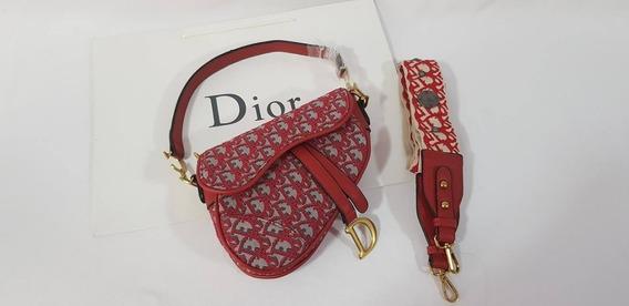Bolsa Dior Saddler