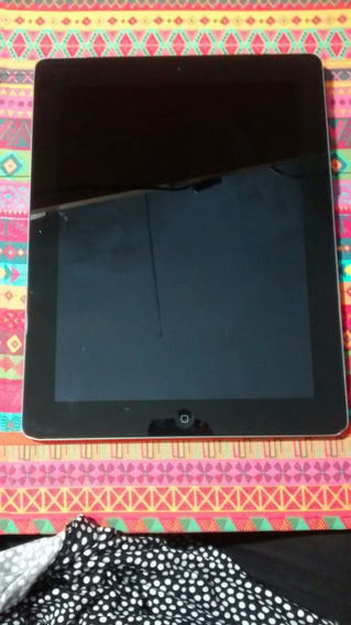 iPad 4 16gb Tela De Retina Wifi + 3g Preto + Capa