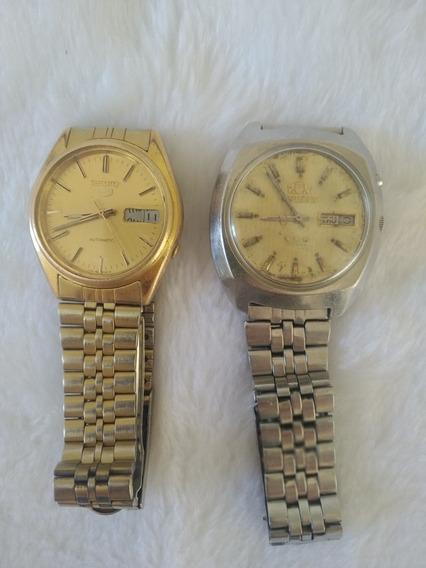Relógio Orient E Um Seiko