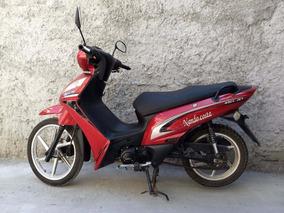 Moto Shineray 49 Cc Jet Sport Vermelha Super Nova.