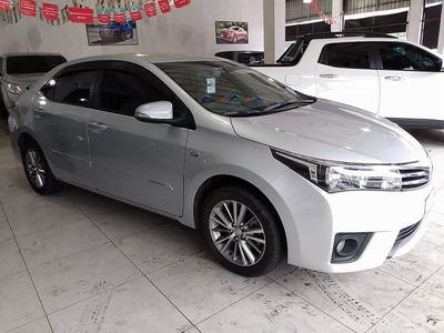 Toyota Corolla 2.0 Xei 16v 2015