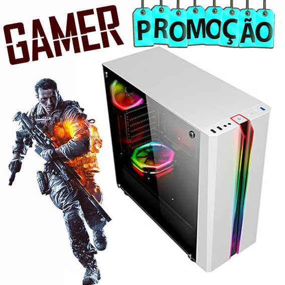 Pc Gamer I5 9400/gtx1660 6gb/16gb Ddr4/hd1tb/ssd240gb