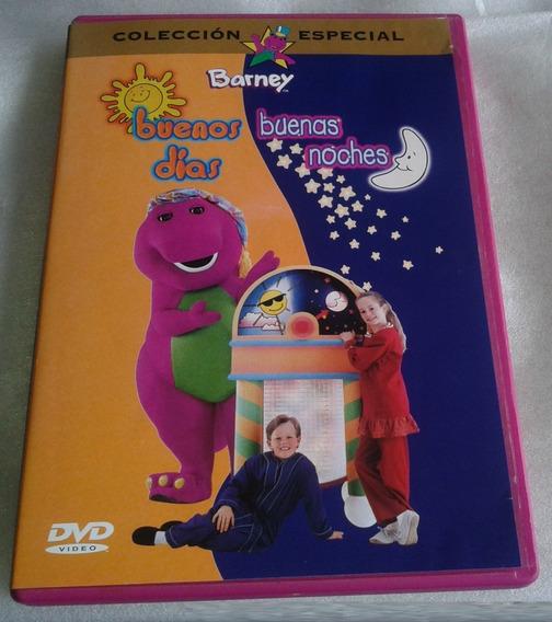 Barney Buenos Dias Buenas Noches Dvd