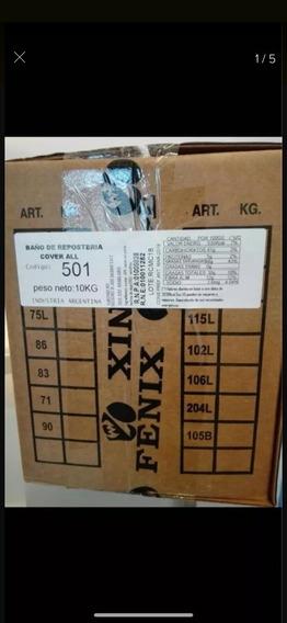 Baño Repostería 508fenix Cover All 10 Kilos Blanco