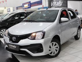 Toyota Etios 1.3 X Plus Flex. Completo!!!