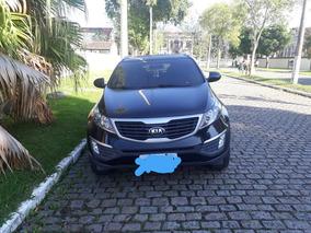 Kia Sportage 2.0 Lx 4x2 Flex 5p 2012