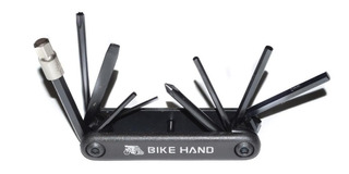 Herramienta Biciceta Multifuncion Bike Hand Yc-274 - Racer
