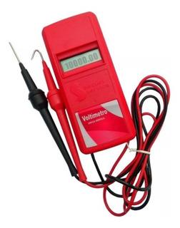 Voltimetro Testar Cerca Elétrica Digital Securi Service