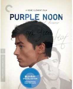 Blu-ray Purple Noon (criterion Collection)