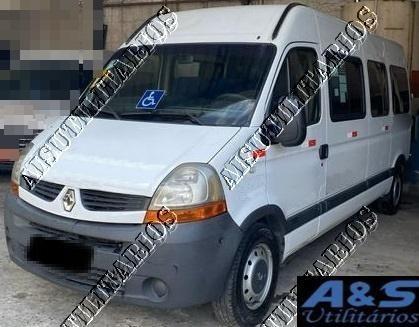 Renault Master L3h2 Ano 2013 Executiva Ais Ref 759