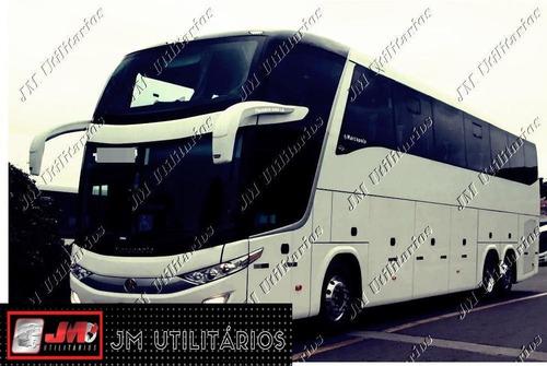 Imagem 1 de 12 de Paradiso Ld 1600 G7 Ano 2014 Volvo B450r 44 Lug Jm Cod.121