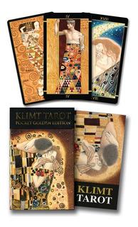 Klimt Tarot Poket Golden Edition