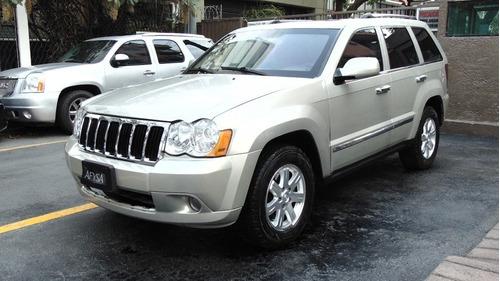 Imagen 1 de 15 de Jeep Grand Cherokee 5.7 Limited Premium V8 Blindada