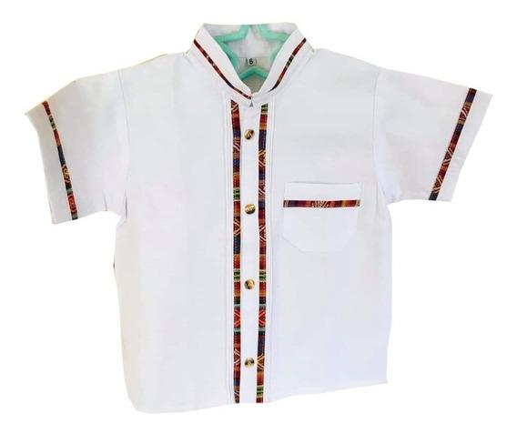 Lote De 12 Camisas Infantil T 0 A 4