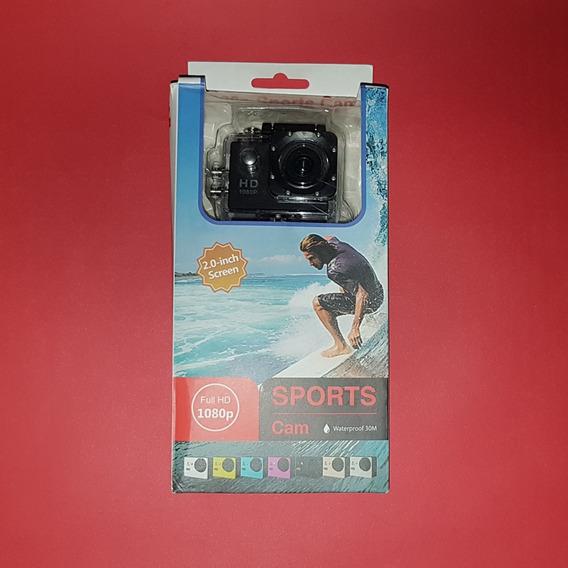 Câmera De Ação Sport Can