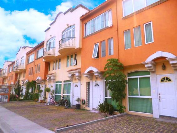 Hermosa Casa En Renta La Cañada Av. San Rafael, Tlanepantla