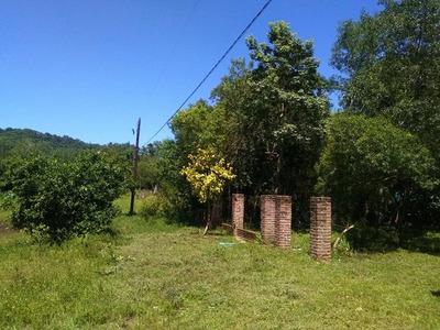 Propiedad Para Casa Quinta Cerro Cora Misiones 1250 Mt2