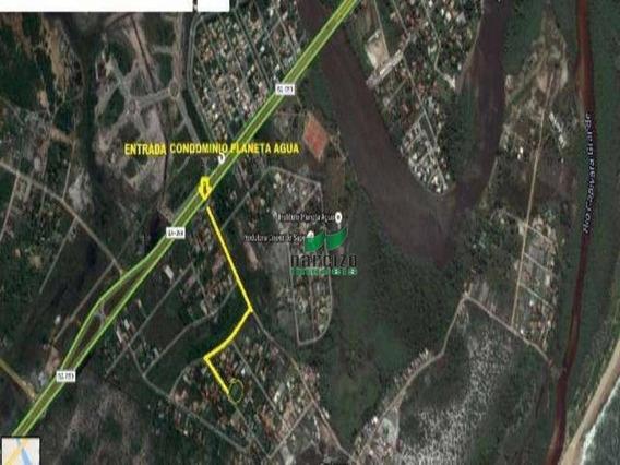 Terreno Residencial À Venda, Jacuipe, Camaçari - Te0221. - Te0221
