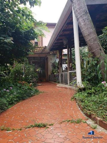 Imagem 1 de 12 de Casa Com 3 Dormitórios, 340 M² - Venda Por R$ 6.000.000,00 Ou Aluguel Por R$ 18.000,00/mês - Brooklin Paulista - São Paulo/sp - Ca0499
