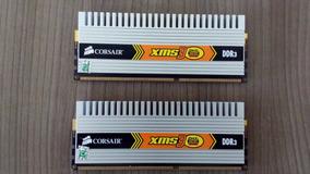 Memórias Ddr3 1600mhz Corsair 2gb