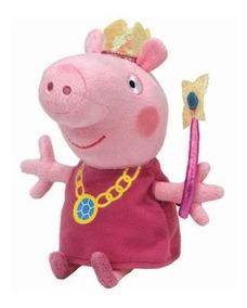 Peppa Pig Porquinha Pelúcia 30cm Dtc Brinquedos 4536 + Nfe