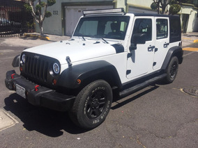 Jeep Wrangler X Unlimited 4x2 2010 !!