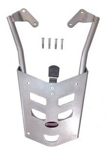 Bagageiro Modelo Chapa Yamaha Nmax 160 Prata