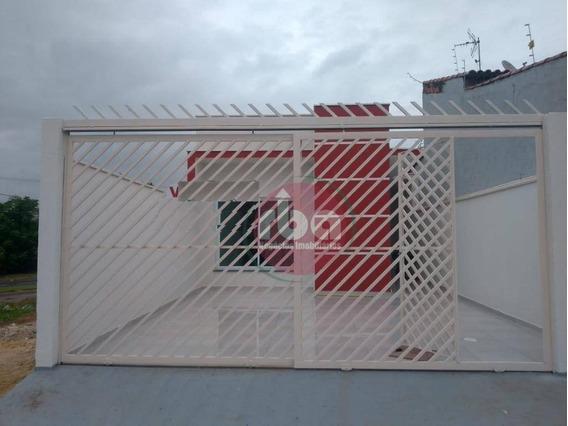 Casa Com 2 Dormitórios À Venda, 66 M² Por R$ 230.000 - Parque São Bento - Sorocaba/sp - Ca1889